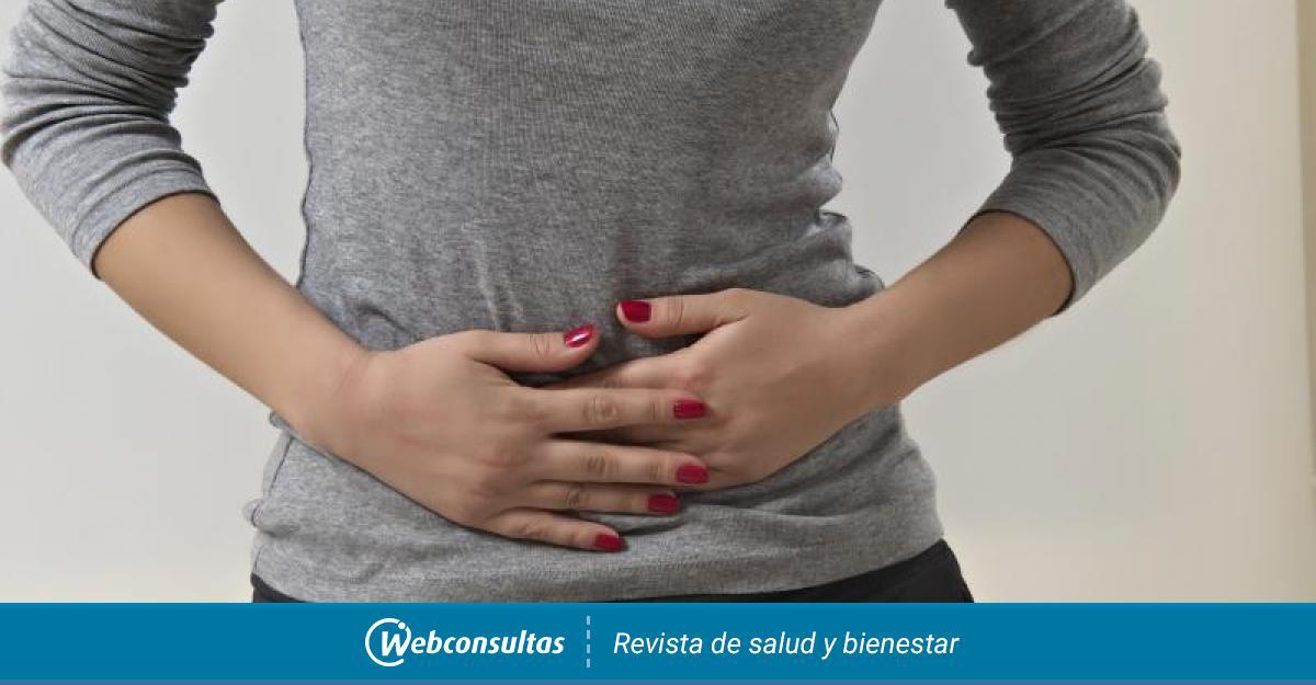 Distensión abdominal o vientre hinchado, qué es, causas y