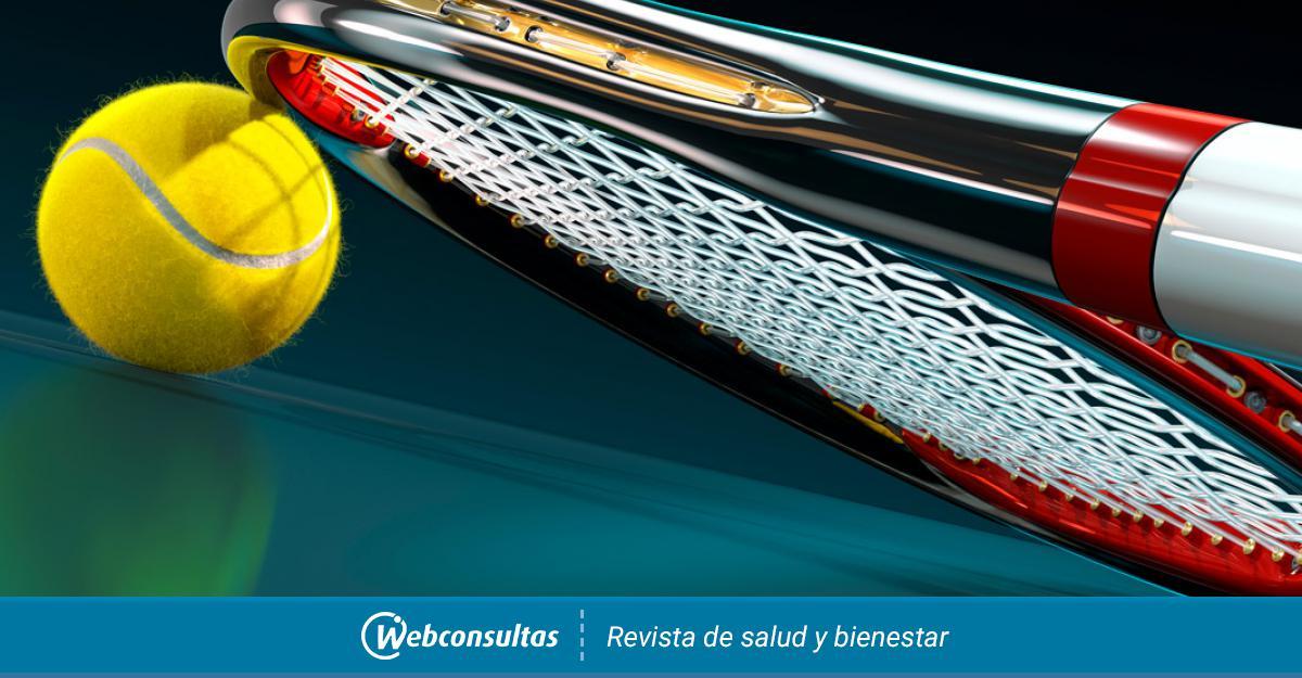 abdbee5ffe7 Cómo elegir la raqueta de tenis adecuada a tu nivel