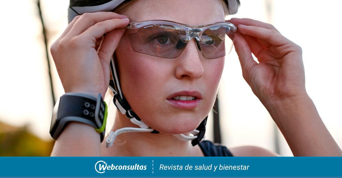 ad20ba357b Gafas deportivas, cuáles elegir para prevenir lesiones