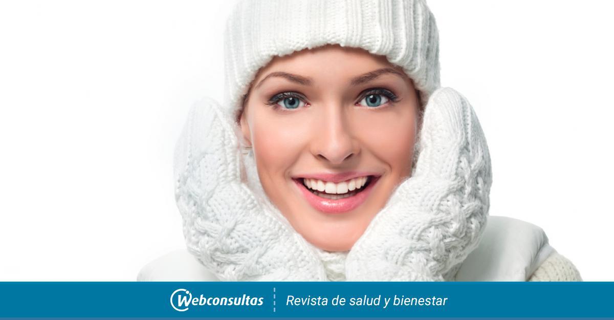 Cómo proteger tu piel del frío  consejos para cuidarla en invierno e8cb555a7b94