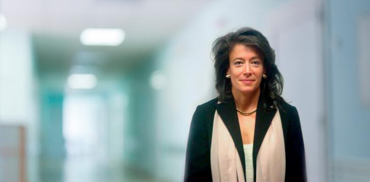 Entrevista a la Dra. Mónica López Barahona