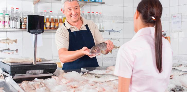 Cómo comprar pescado