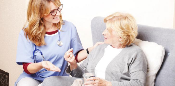 Suplementos nutricionales para mayores