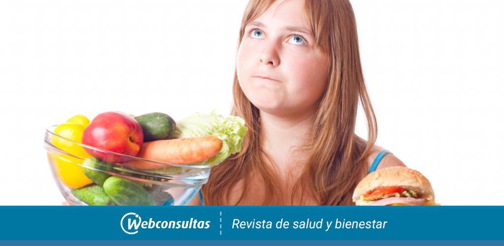 Dieta recomendada para adolescentes