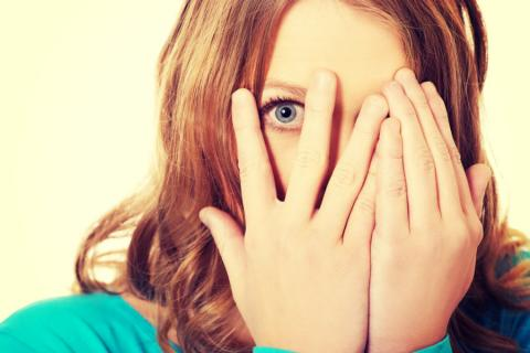 verguenza MOSTRAR SENTIMIENTOS: Glosario de gestos para nuestros personajes