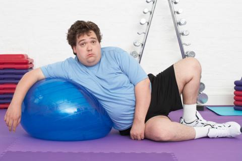 gimnasio bajar de peso