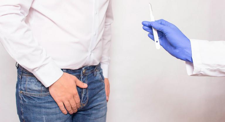 prostatitis en menú de niños