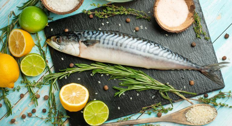 Dieta nórdica: caballa