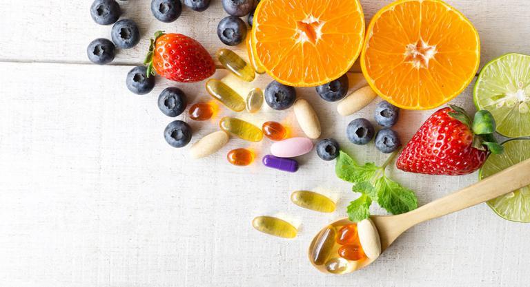 Vitaminas, de la A a la K: requerimientos y fuentes