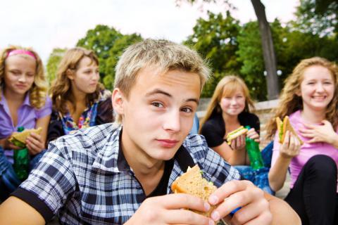 Dieta para jovenes de 15 anos