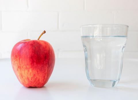 Dieta del agua y el consejo de FitnessLife