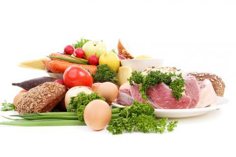 Dieta de mujer lactante