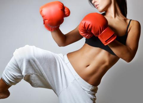 Resultado de imagen para boxeo femenino entrenamiento