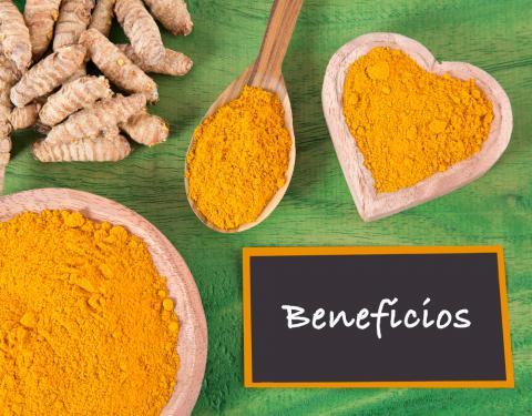 16 Beneficios De La Cúrcuma Para La Salud