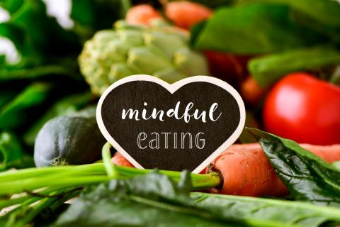 Alimentos adecuados para Mindful Eating