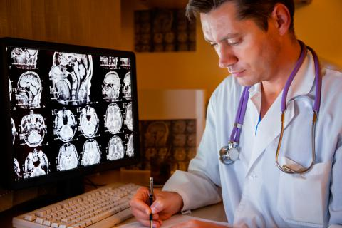 Diagnóstico médico de un ictus
