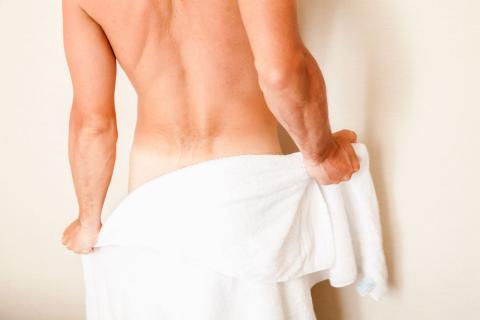 Consejos para una buena higiene íntima masculina