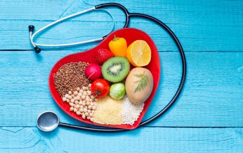 alimentacion saludable para personas con vih