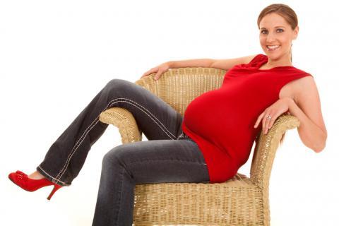 Mujer con factores de riesgo de varices