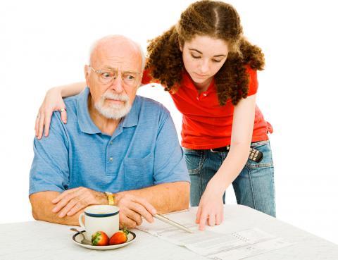 Síntomas de demencia: cómo identificar sus inicios