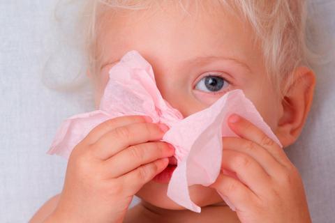 virus sincicial respiratorio en ninos