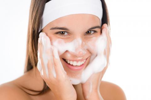 Tratamiento del acné leve