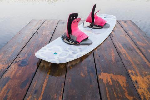 Material Necesario Para Practicar Wakeboard