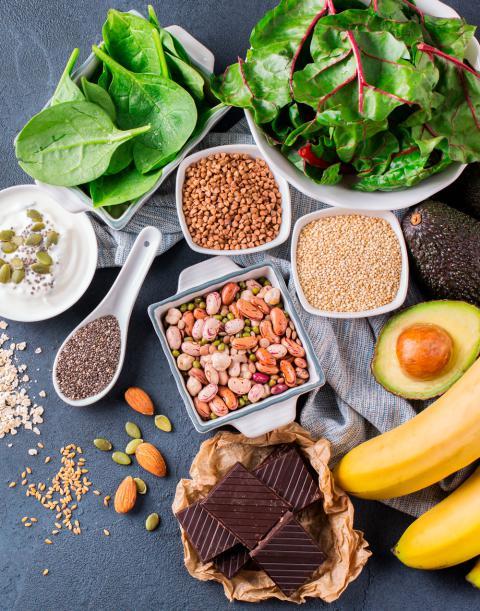 Magnesio, qué es, funciones y fuentes alimentarias - Nutrientes