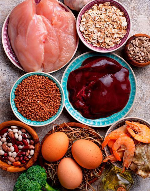 Selenio, qué es, funciones y fuentes alimentarias - Dieta y Nutrición