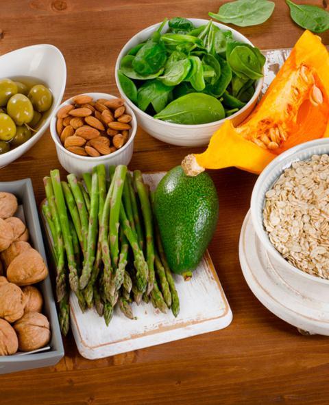 Vitamina E o tocoferol: funciones y fuentes alimenticias