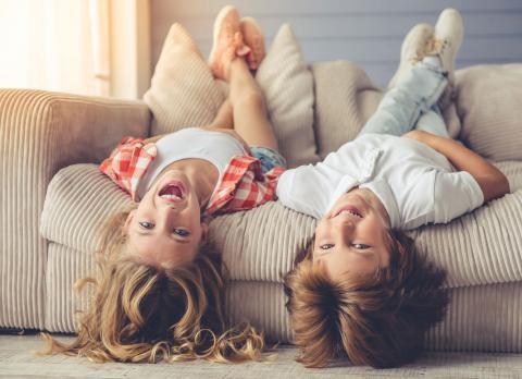 Quarantaine chez l'enfant: comment gérer ses émotions à la maison