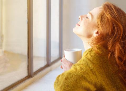 Vitamina D durante el confinamiento: consejos para obtenerla