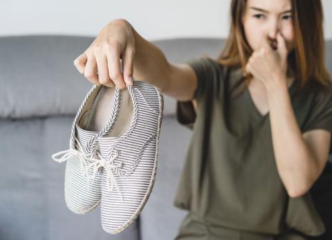 Olor de pies, qué es y causas de la podobromhidrosis