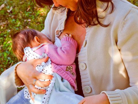 Dieta para madre lactante bebe reflujo gastrico