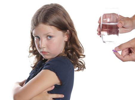 Tratamiento de la hiperactividad o TDAH