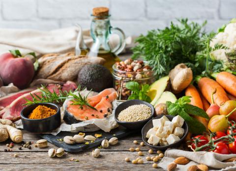 Beneficios de la dieta mediterranea en la salud