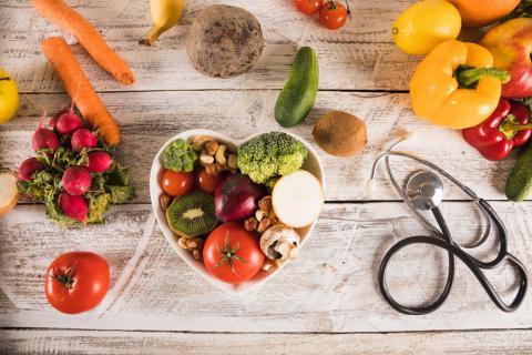 Dieta DASH, qué es y claves para practicarla y reducir la hipertensión