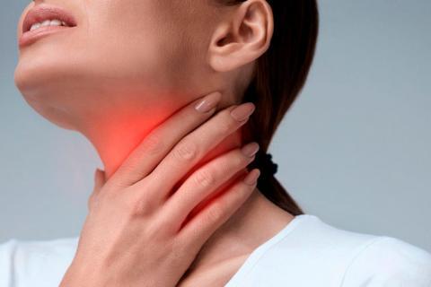 Infeccion quitar de garganta puedo la como