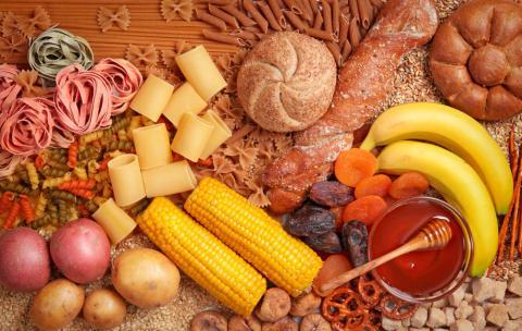 Hidratos de carbono o azúcares, qué son y necesidades en la dieta