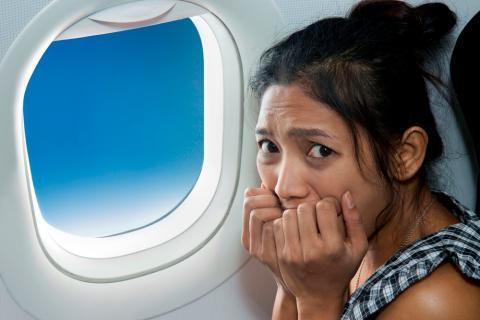 Miedo a volar: consejos para superar la aerofobia