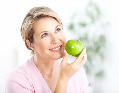 alimentacion en la menopausia y climaterio