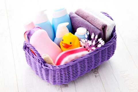 productos de aseo para bebes recien nacidos