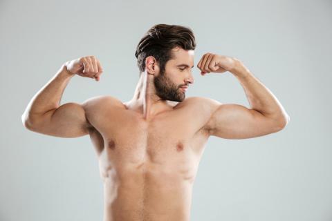Testosterona, qué es y funciones de la hormona sexual masculina