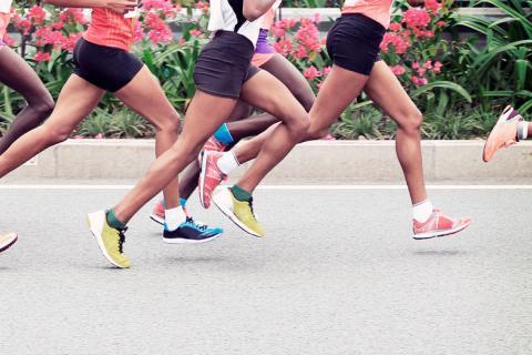 Maratón como entrenamiento para mejorar la salud arterial