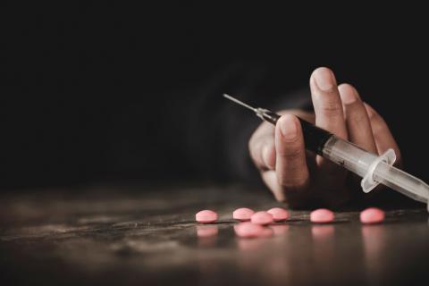 La adicción a drogas relacionada con mayor susceptibilidad al coronavirus