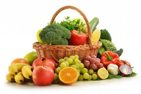 Frutas y verduras ayudan a reducir la mortalidad - Dieta y Nutrición