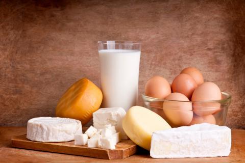 Alimentos para alergicos al huevo