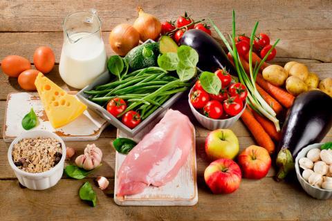 Dieta mediterránea, buena para el cerebro