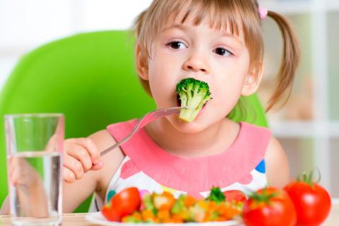 Dietas saludables para ninos