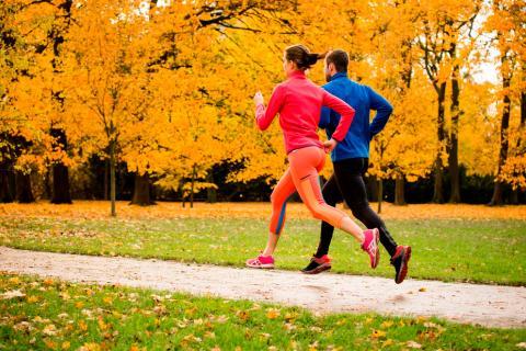 Realizar ejercicio sólo los fines de semana también es beneficioso